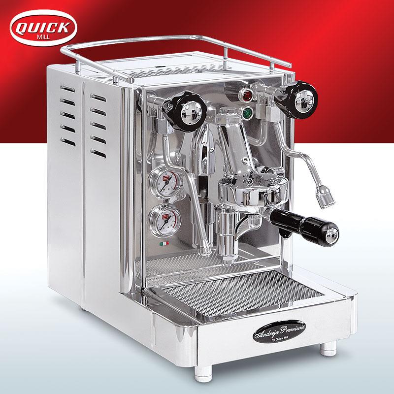 Quickmill Andreja Premium Plus Espressomaschine